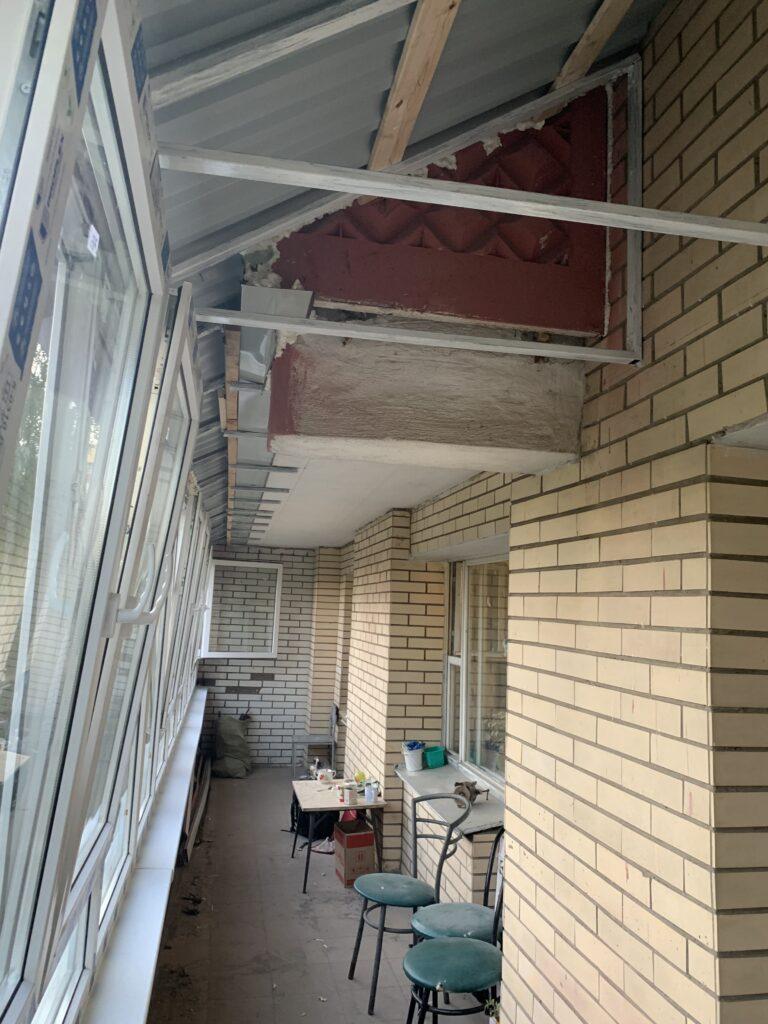 Балкон под ключ — фото 3
