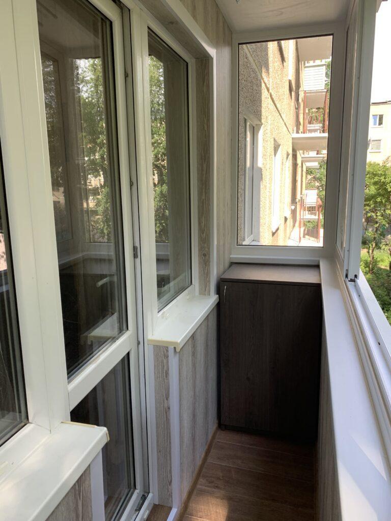 Балкон под ключ — фото 4
