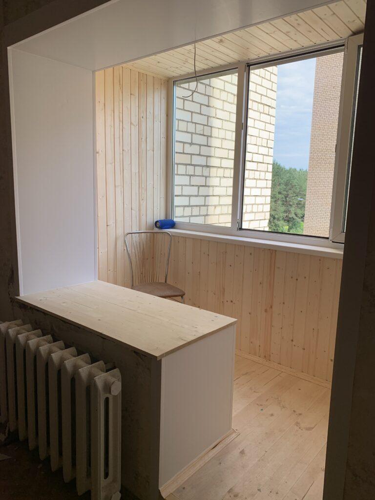 Балкон под ключ — фото 7