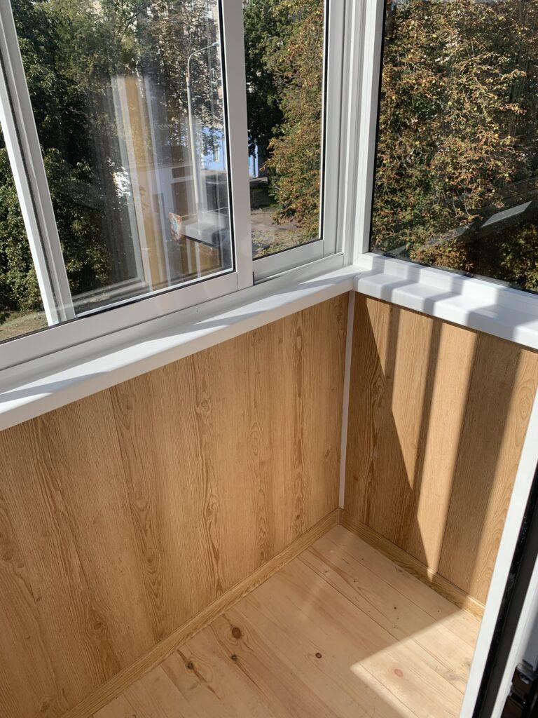 Балкон под ключ — фото 8